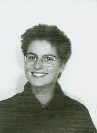 Barbara Mennel MA 1991 in German at Ohio State