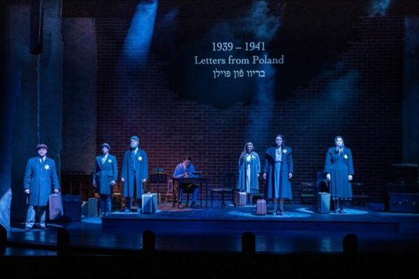 Yiddish Theatre production at Ohio State