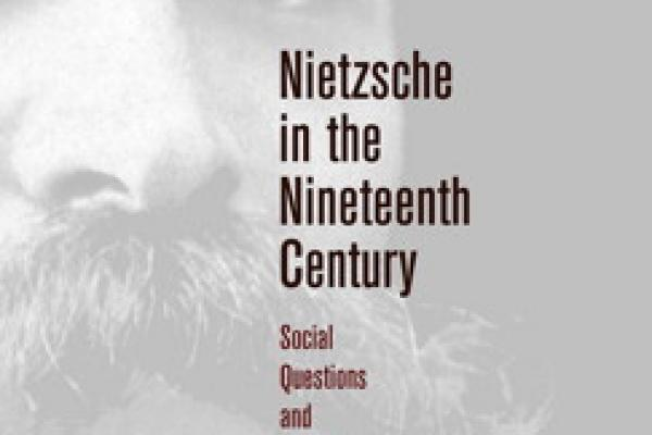 Holub publishes Nietzsche volume