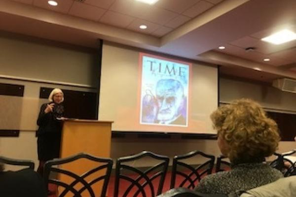 Carolyn Engel Luebeck Lecture Autumn 2017 at Ohio State